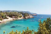 Lugares de vacaciones