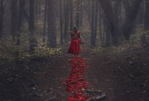 Red Riding Hood Shoot Ideas