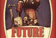 steampunk posters