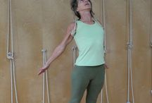 Yoga Ropes & Yoga Chairs