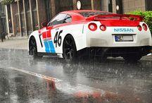 Nissan GTR / by Tony Hooker