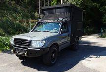 Land Cruiser Camper