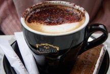 Thee en koffie chocolade