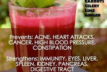 Tasty & Healthy Juices