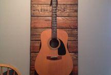 Guitard stand