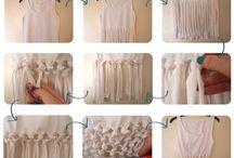 vaatteiden tuunaus