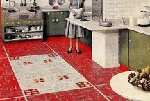 Then and Now 1950s Kitchens