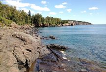 The North Shore / Beautiful images from the famous and rugged Minnesota North Shore of Lake Superior!
