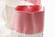 ceramic and textile / everything which can show solutions of this two different material combination