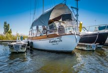 SV Ramble On / We love our 1977 Tayana 37