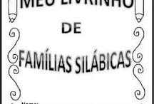 família silabica