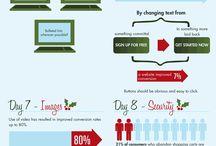 Celebration/festivity infographics / Plusieurs infographies sélectionnées par Signos communication pour l'année 2012.  Several infographics selected by Signos communication for the year 2012. / by Signos