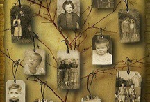 Family Tree Ideas / by Marie Ingmand