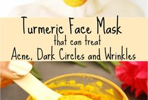 Mask for dry skin