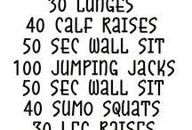 Fitness, Health & Motivation / by Cassandra Teatro