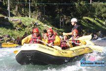 Extreme Waves Rafting 17 Agosto 2014
