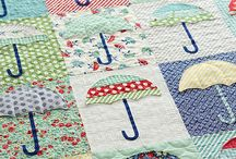 Girls quilts! / by Ruby Red