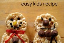 kids recipes / by Nicole Spalding Rutkowski
