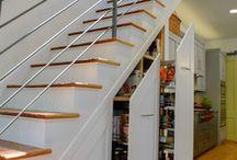 Under-stair storage / Concept, Ideas, etc