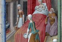 Fartuch średniowieczny