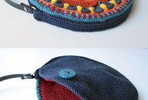 Häkeln - Taschen