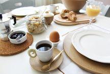 Coffe Break, Tea Time, Breakfast / Prenditi una pausa - Take your Time