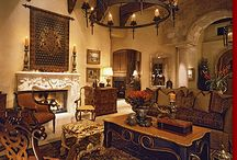 Tuscan Style Decor / by Cindy Clark
