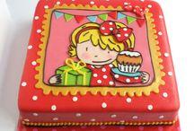 Blond taarten