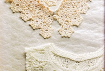 Crochet Collar n edging