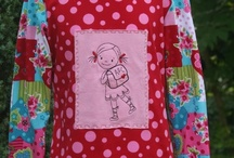 I like colorful fabrics / Collection of beautiful patchwork art and collection of ideas for my own sewing projects
