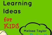 Helping Kiddos to Learn / by Trinitie Pratt Pentico