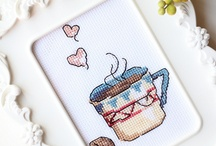 Cross stitching for life! / by Ashley Pashley