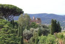 Impressionen aus der Provence / Einige Impressionen aus der Provence und Côte d'Azur