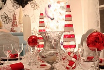 Holiday Style / Decorating for the holiday can be overwhelming. Get some awesome tips, tricks, and inspiration here.