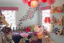 Kids & teens rooms / by 💋 Mari 💋