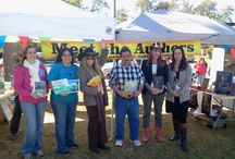 Books Love & Taters Book Festival / Book festival held in Ocilla, Georgia during the Georgia Sweet Potato Festival on the last Saturday in October. Come meet authors, ask questions, & buy some books! Support literacy in South Georgia!!!