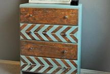 Upcycle drawers