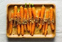 Ginger & Vegetable ideas