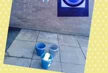 Reception outdoor learning
