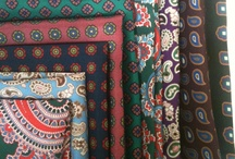Hanks! / Assorted Hankies from the range at Peckham Rye