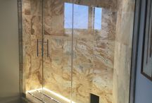 Glass Enclosed Wine Celler