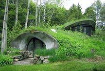 Earthen Dwellings
