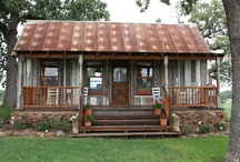 Tiny houses / by Cindy Maddox