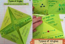 4th grade math / by Kara Cosby