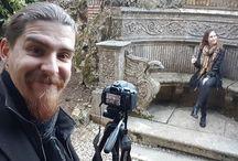 Instagram Photoshooting nel photoshooting :D