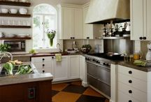 design inspiration :: kitchen / by Rachel Pierce