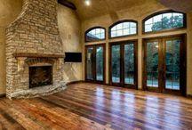 Wood Floors & Beams