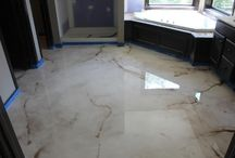 Epoxy Floors / Epoxy Floors