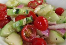 Summer sides/salads / by Carrie Lubawy