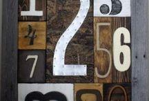 Number Stylish